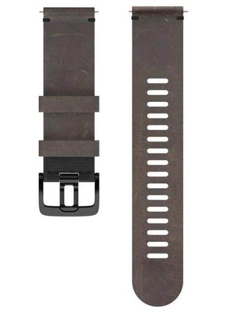 Аксессуар Ремешок для Polar Wrist Band Grit 22mm M-L Light Brown 91081744