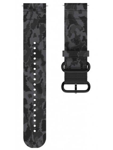 Аксессуар Ремешок для Polar Wrist Band Grit X M-L Black Tundra 91082600