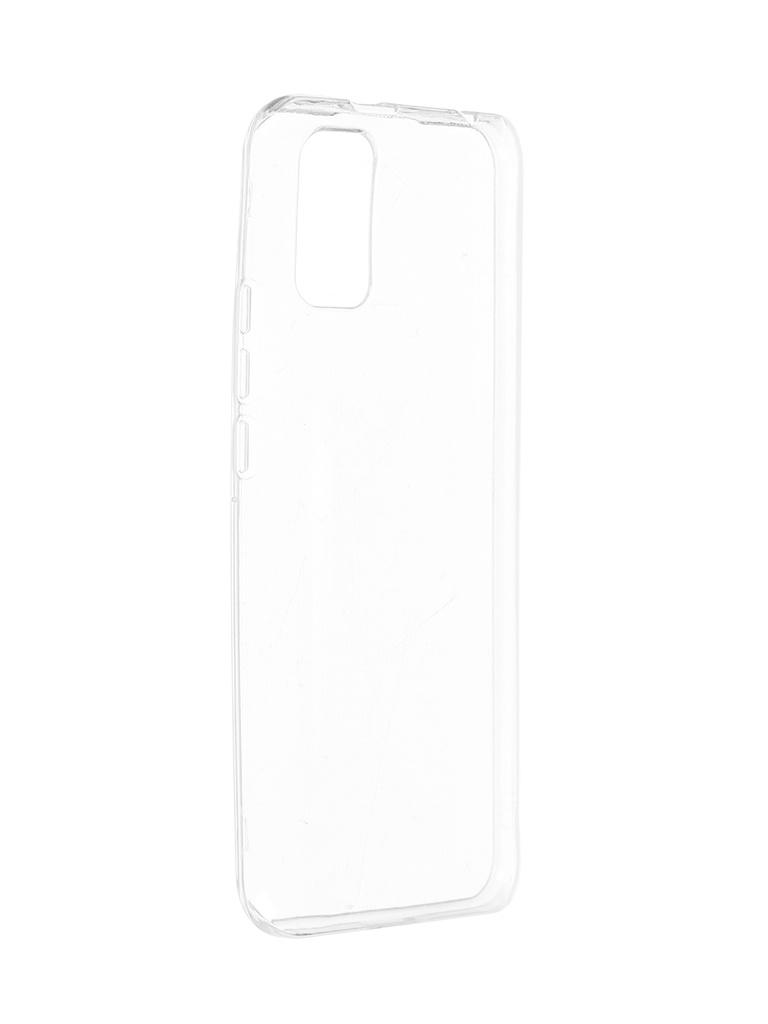Чехол BQ для BQ-6051G Soul Silicone Transparent
