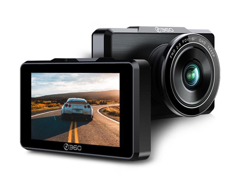 Видеорегистратор 360 Dash Cam G500H