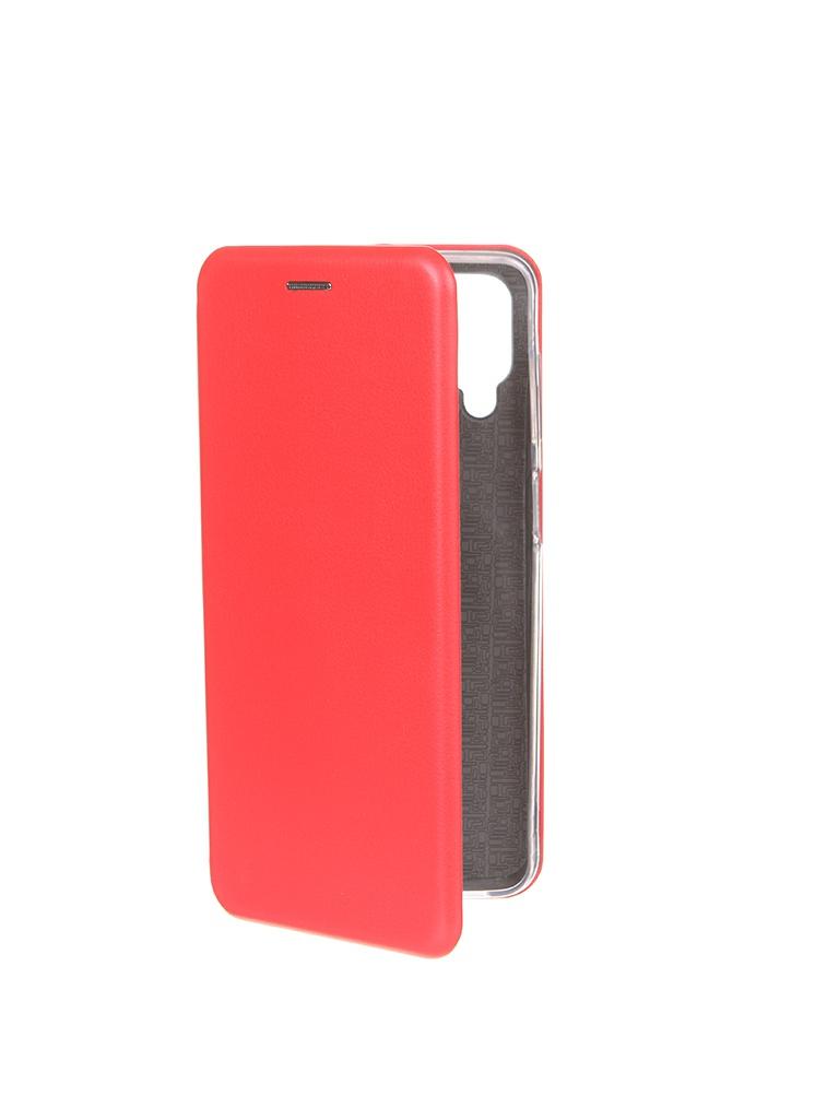 Чехол Zibelino для Samsung Galaxy M12 Book Red ZB-SAM-M127-RED