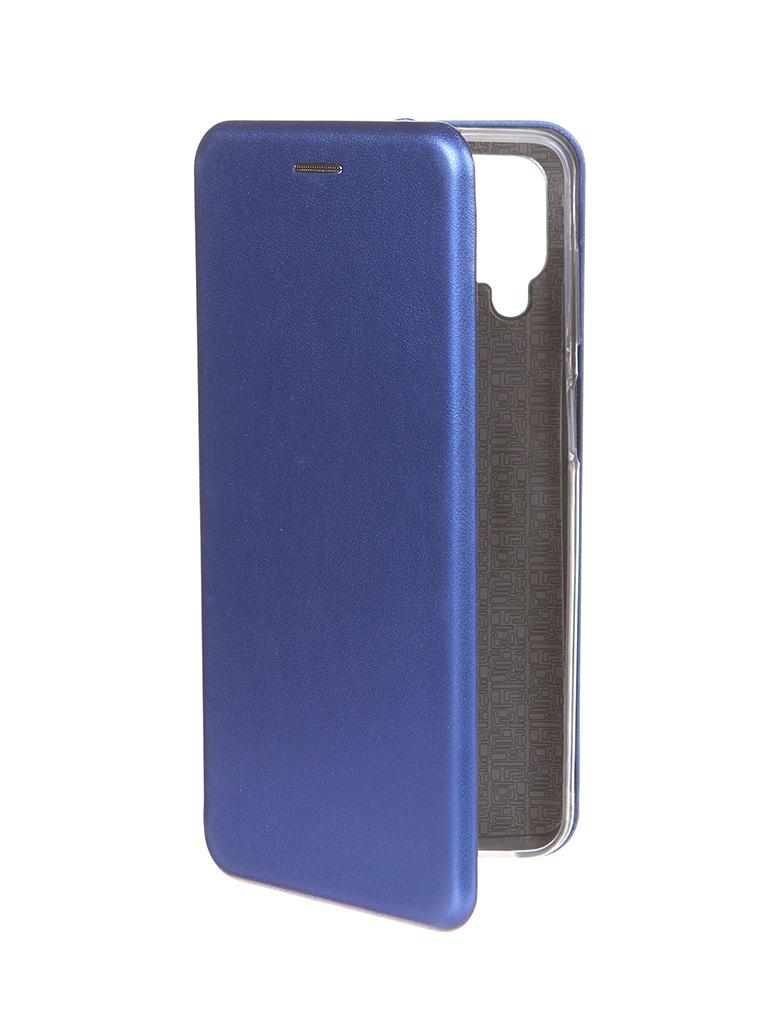 Чехол Zibelino для Samsung Galaxy M12 Book Blue ZB-SAM-M127-BLU