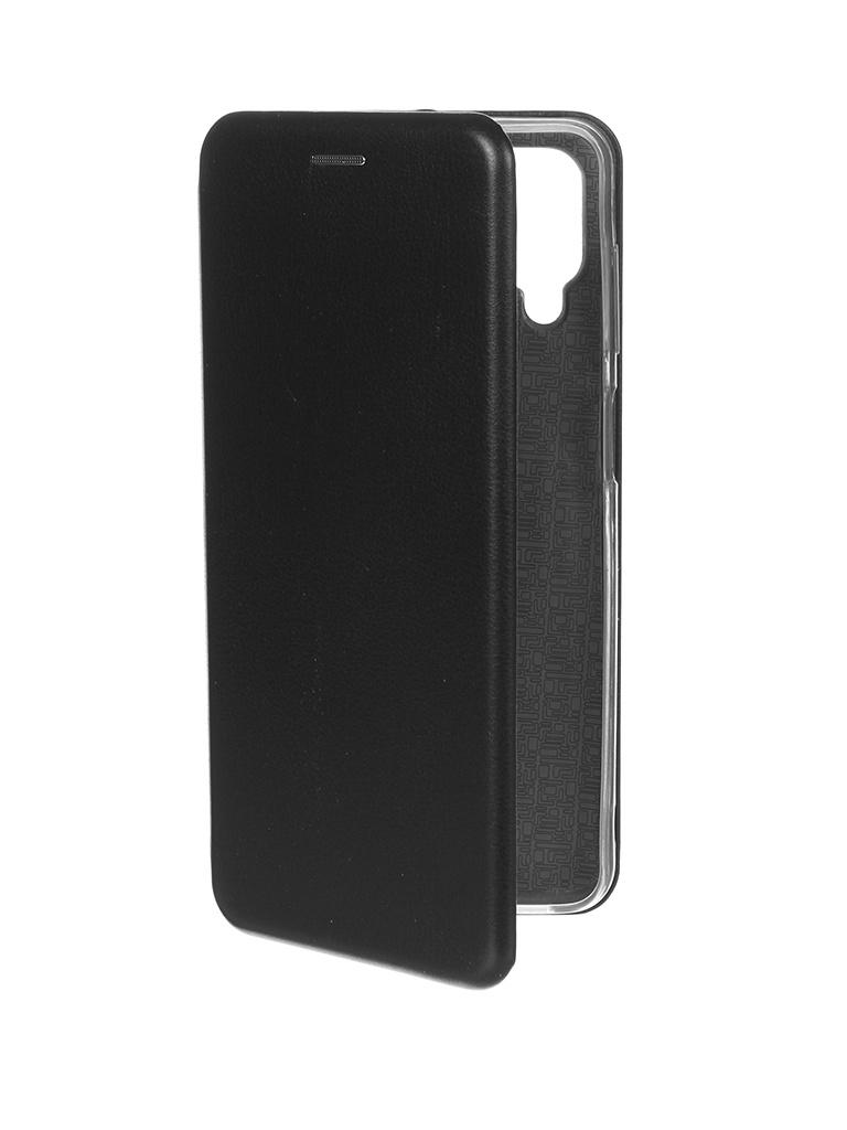 Чехол Zibelino для Samsung Galaxy M12 Book Black ZB-SAM-M127-BLK