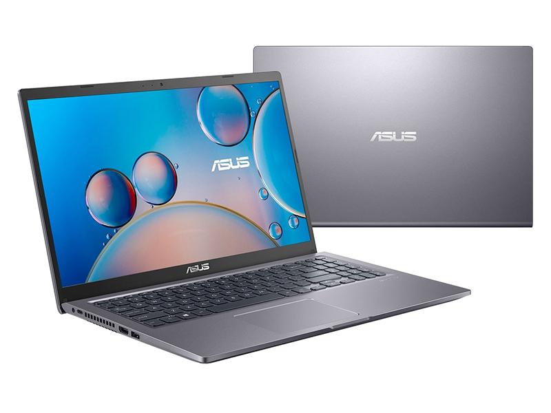 Ноутбук ASUS X515JF-BR192T 90NB0SW1-M03590 (Intel Pentium Gold 6850 1.1Ghz/4096Mb/128Gb SSD/GeForce MX130 2048Mb /Wi-Fi/Bluetooth/Cam/15.6/1366x768/Windows 10)