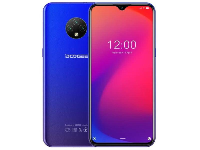 Сотовый телефон Doogee X95 Pro 4/32Gb Jewelry Blue