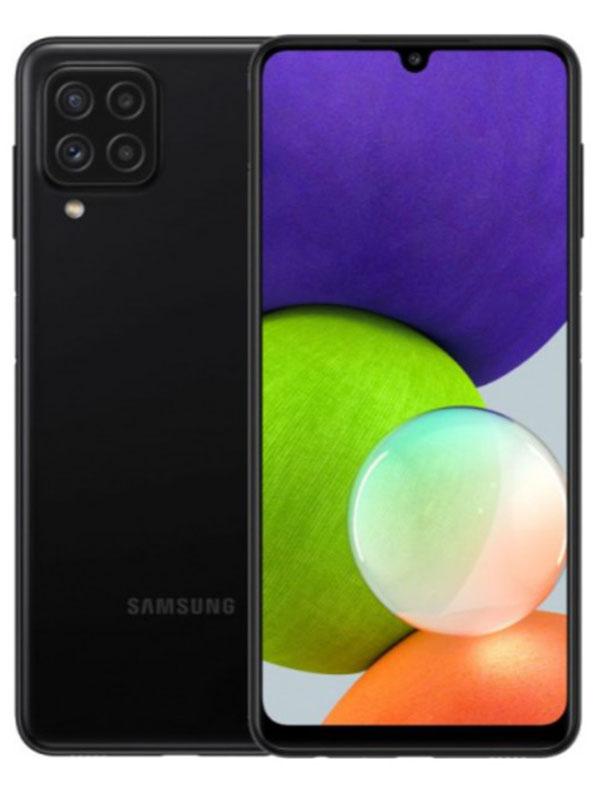 Сотовый телефон Samsung SM-A225F Galaxy A22 4/128Gb Black Выгодный набор + серт. 200Р!!! телефон samsung galaxy a22 4 128gb white sm a225f