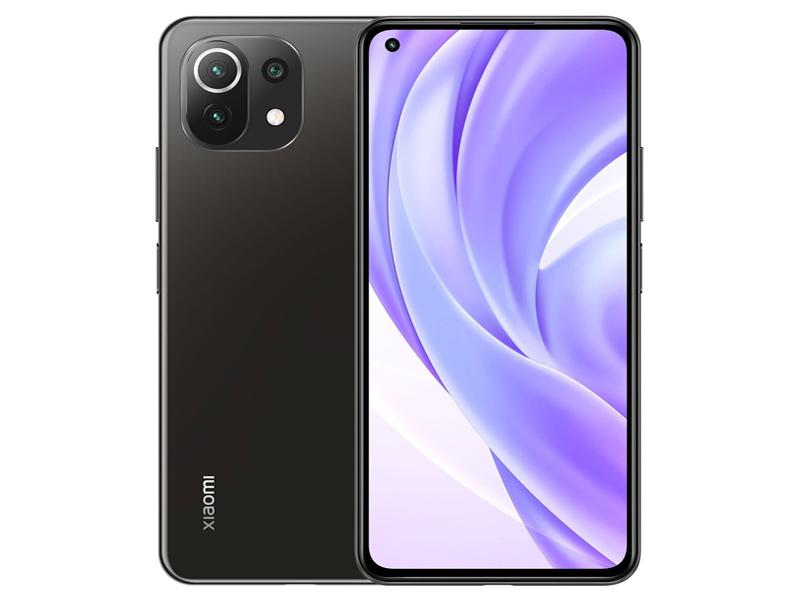 Фото - Сотовый телефон Xiaomi Mi 11 Lite 6/128Gb Black сотовый телефон huawei p40 lite 6 128gb crush green