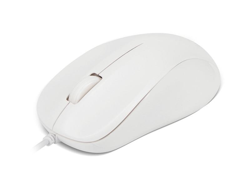 Мышь CBR CM 131c White