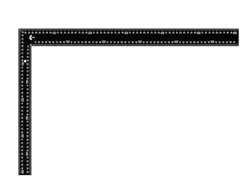Линейка-угольник MasterAlmaz 600/400mm 10509131