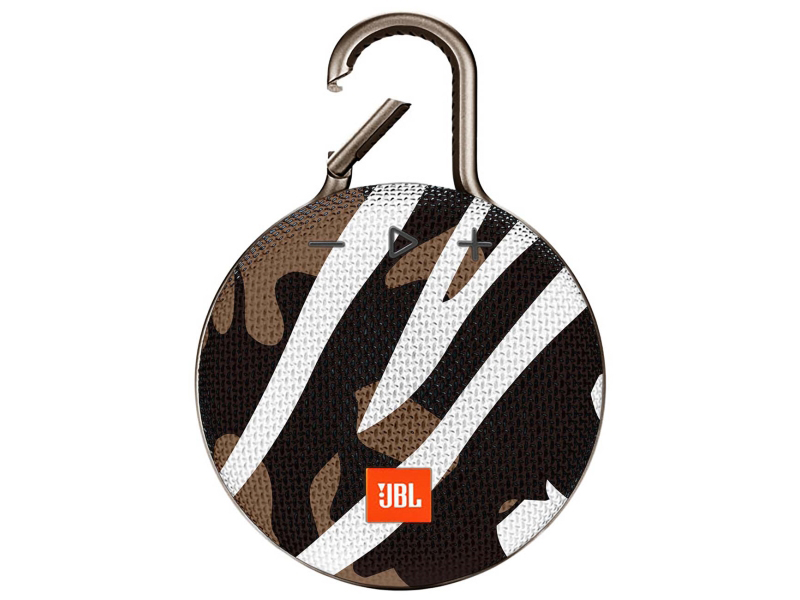 Колонка JBL Clip 3 Black Star Выгодный набор + серт. 200Р!!!