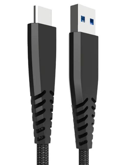 Аксессуар Telecom USB 3.1 Type-C M - 3.0 AM 1m TC402B-1M