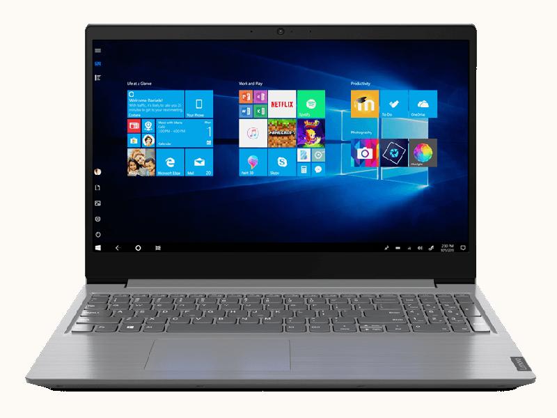 ноутбук lenovo ideapad 1 14igl05 81vu007xru intel celeron n4020 1 10ghz 4096mb 128gb ssd intel hd graphics wi fi bluetooth cam 14 1920x1080 windows 10 64 bit Ноутбук Lenovo V15 IGL 82C30027RA (Intel Celeron N4020 1.1Ghz/4096Mb/128Gb SSD/Intel UHD Graphics/Wi-Fi/Bluetooth/Cam/15.6/1920x1080/DOS)