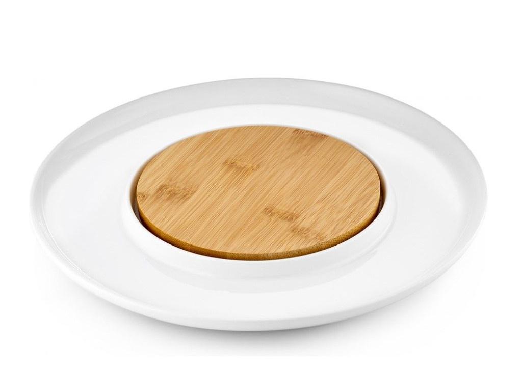 Блюдо Walmer Bamboo 26cm W37000776