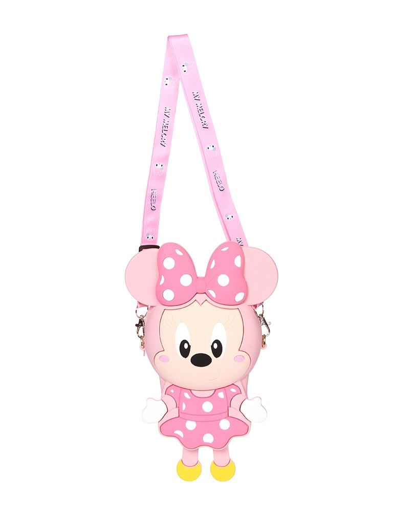 Сумка Innovation Minnie Mouse Teenager Pink 20007