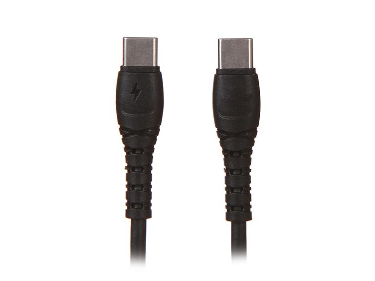Фото - Аксессуар Earldom EC-070C USB Type-C - USB Type-C 1m Black аксессуар earldom ec 085m usb micro usb 25cm black