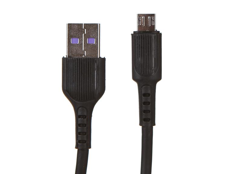 Фото - Аксессуар Earldom EC-085M USB - Micro USB 25cm Black аксессуар earldom ec 085m usb micro usb 25cm black