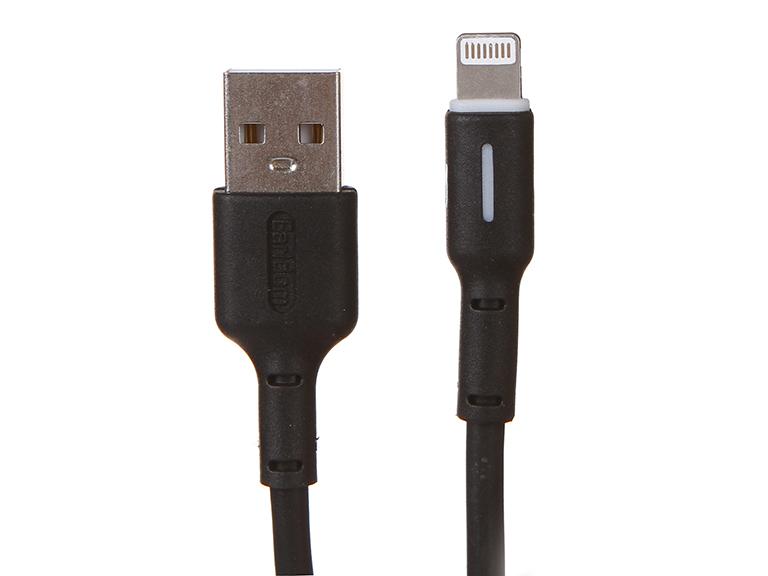 Фото - Аксессуар Earldom EC-071I USB - Lightning 1m Black аксессуар earldom ec 085m usb micro usb 25cm black