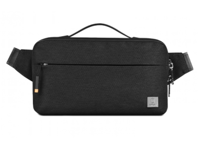 Сумка Wiwu Alpha Crossbody Bag Black 6973218938011