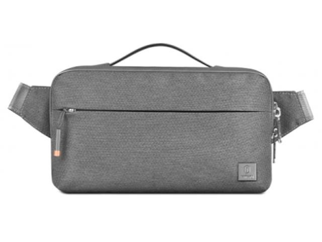 Сумка Wiwu Alpha Crossbody Bag Grey 6973218938004