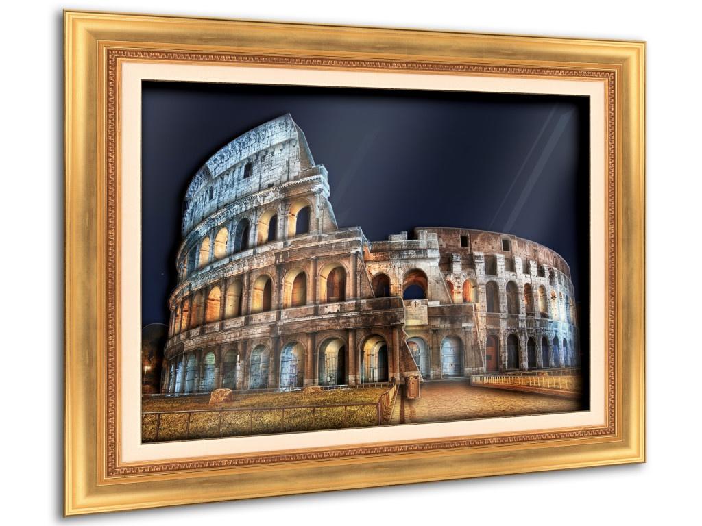 Объемная картинка Vizzle Римский Колизей 0181