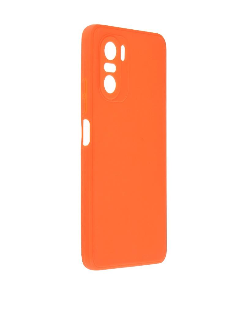 Чехол Red Line для Poco F3 Ultimate Orange УТ000025429