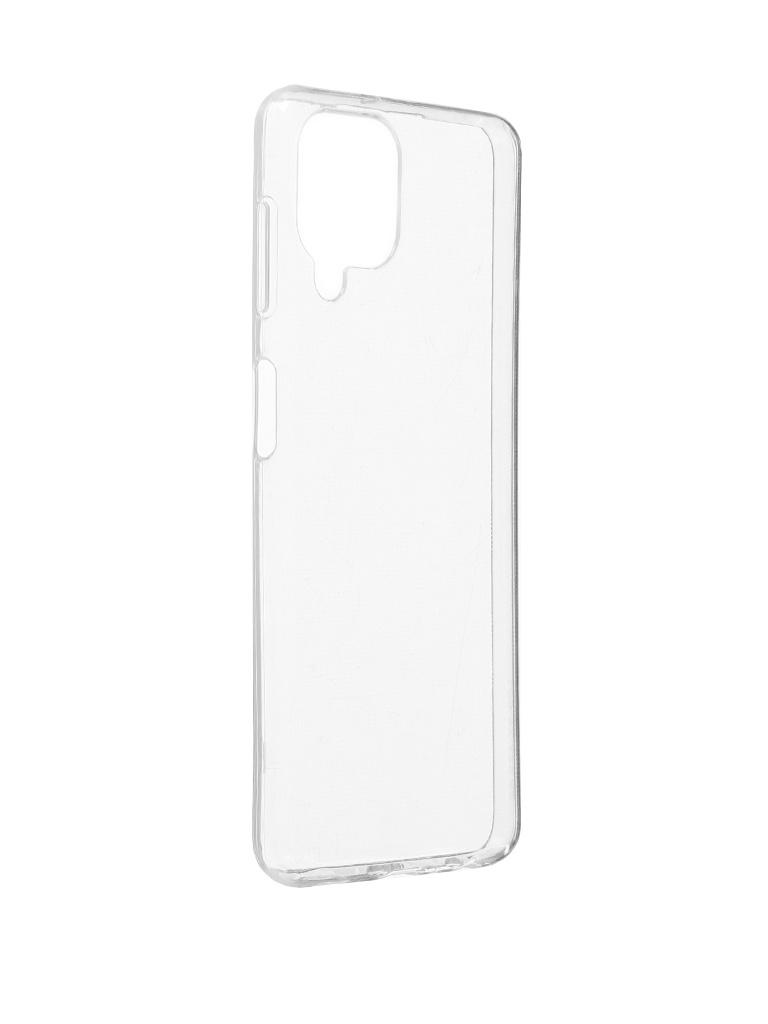Чехол iBox для Samsung Galaxy A22 4G Crystal Silicone Transparent УТ000025038 чехол ibox для samsung galaxy m21 crystal silicone transparent ут000021234