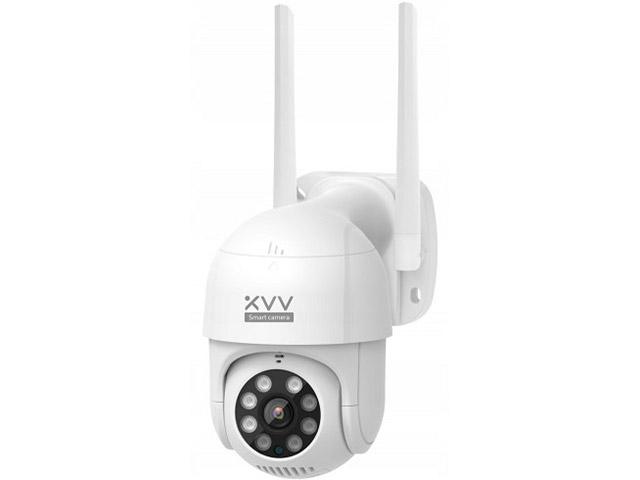 IP камера Xiaomi Xiaovv Outdoor Camera 2K XVV-3630S-P1 Выгодный набор + серт. 200Р!!! ip камера xiaomi xiaovv smart ptz camera 2k xvv 3630s q8