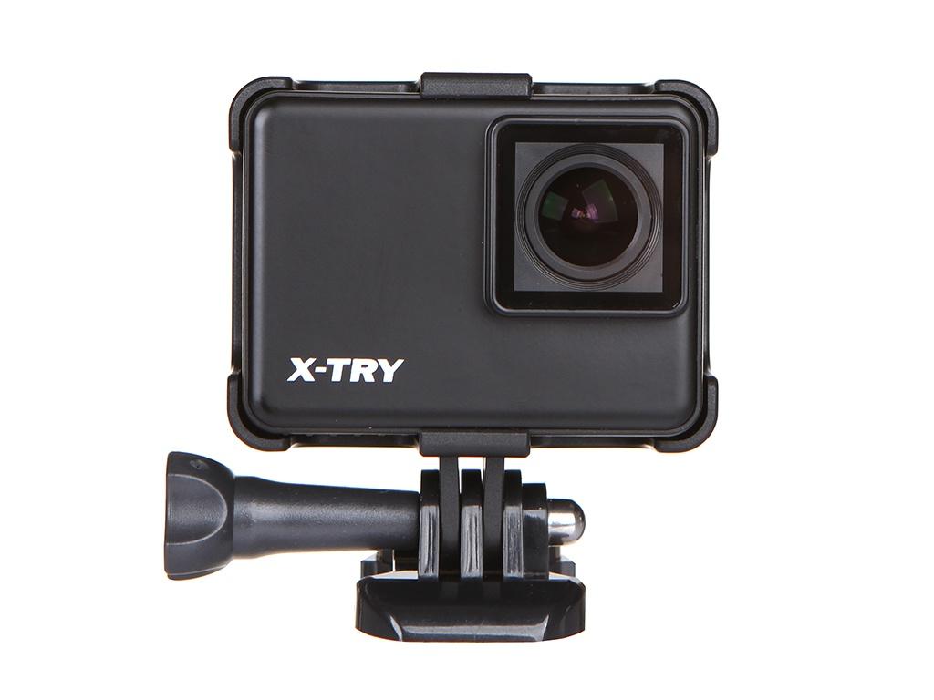 Фото - Экшн-камера X-TRY XTC402 Real 4K/60FPS WDR Wi-Fi Power экшн камера x try xtc262 real 4k wi fi power