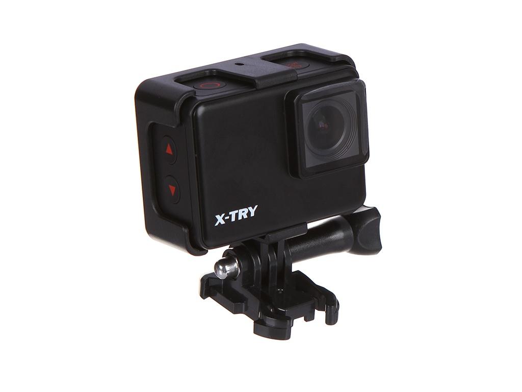 Фото - Экшн-камера X-TRY XTC404 Real 4K/60FPS WDR Wi-Fi Maximal экшн камера x try xtc262 real 4k wi fi power