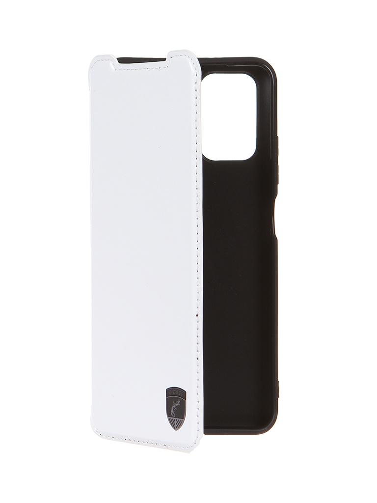 Чехол G-Case для Xiaomi Redmi Note 10 / 10S Slim Premium White GG-1415