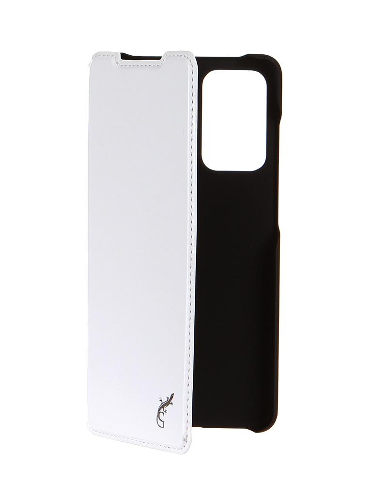 Чехол G-Case для Samsung Galaxy A52 SM-A525F Slim Premium White GG-1440