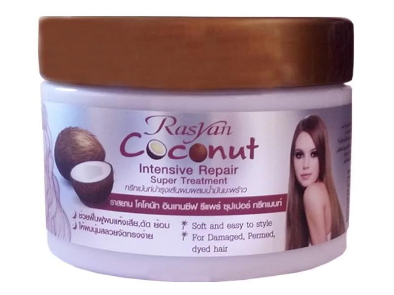 Маска для волос Rasyan Coconut Intensive Repair Super Treatment 250g 2469