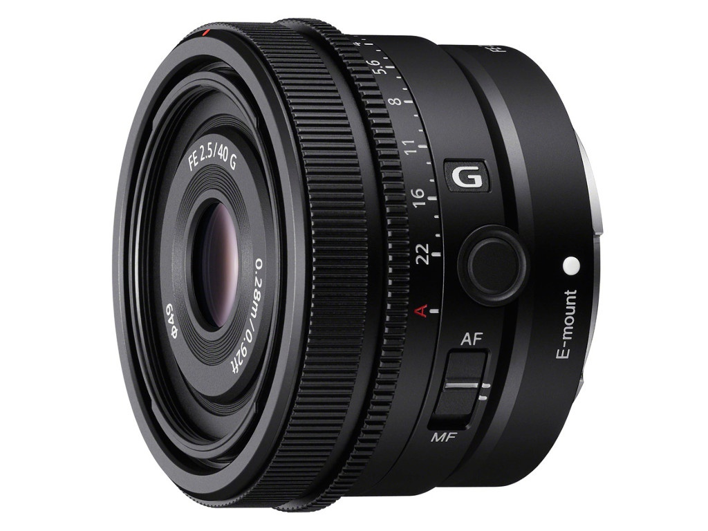 Объектив Sony SEL40F25G FE 40mm f/2.5