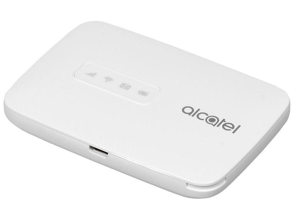 Роутер Alcatel Link Zone 2G/3G/4G White MW40V-2BALRU1 Выгодный набор + серт. 200Р!!!