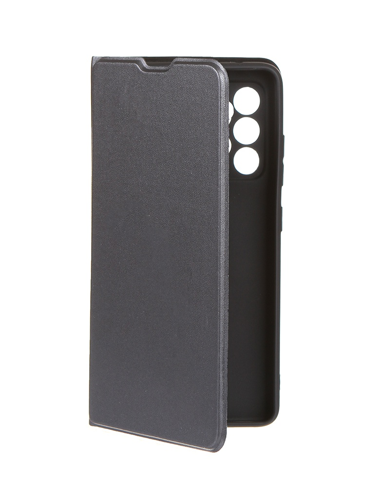 Чехол Red Line для Samsung Galaxy A52 с застежкой на магнитах Grey УТ000026331