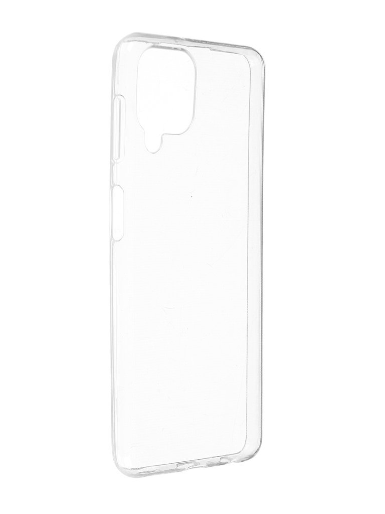 Чехол iBox для Samsung Galaxy M32 Crystal Silicone Transparent УТ000025350 чехол ibox для samsung galaxy m21 crystal silicone transparent ут000021234