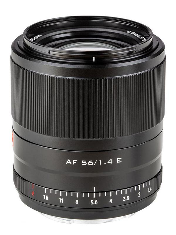 Объектив Viltrox E-mount AF 56 mm f/1.4 23328