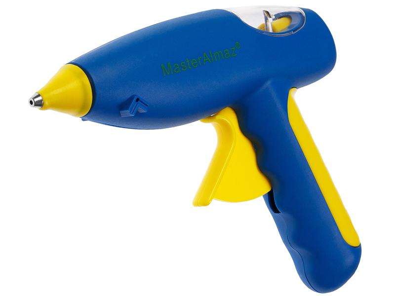 Термоклеевой пистолет MasterAlmaz 20/80W 10507712