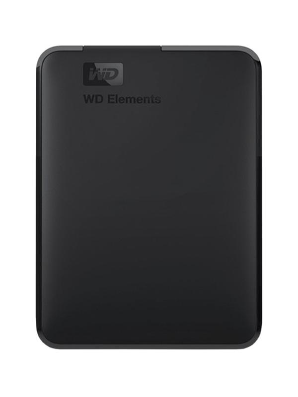 Жесткий диск Western Digital Elements Portable 5Tb WDBU6Y0050BBK-WESN Выгодный набор + серт. 200Р!!!