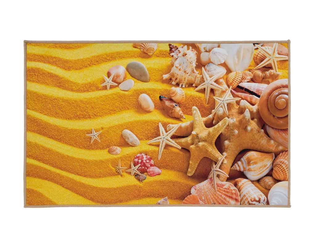 Коврик Vortex Velur SPA Золотой песок 50x80cm 24286