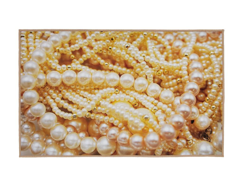 Коврик Vortex Velur SPA Жемчужное ожерелье 50x80cm 24293