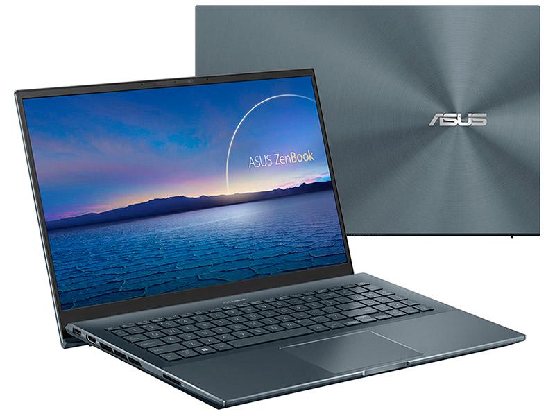Ноутбук ASUS Zenbook Pro UX535LI-BN139T 90NB0RW2-M03270 (Intel Core i5-10300H 2.5GHz/8192Mb/512Gb SSD/nVidia GeForce GTX 1650 Ti Max-Q 4096Mb/Wi-Fi/Cam/15.6/1920x1080/Windows 10 64-bit) ноутбук hp pavilion gaming 16 a0046ur 2z7j4ea intel core i5 10300h 2 5ghz 8192mb 512gb ssd nvidia geforce gtx 1650 ti 4096mb wi fi bluetooth cam 16 1 1920x1080 free dos
