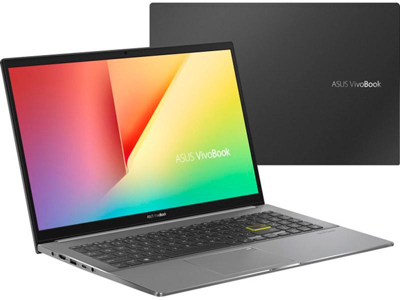 Фото - Ноутбук ASUS VivoBook K533EA-BN238T 90NB0SF3-M04660 (Intel Core i5-1135G7 2.4GHz/8192Mb/512Gb SSD/Intel Iris Xe Graphics/Wi-Fi/Cam/15.6/1920x1080/Windows 10 64-bit) ноутбук asus vivobook s15 s533ea bn129t intel core i5 1135g7 2400mhz 15 6 1920x1080 8gb 512gb ssd intel iris xe graphics windows 10 home 90nb0sf3 m03710 черный