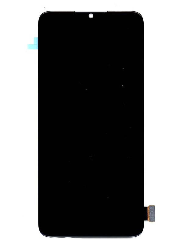 Дисплей Vbparts для Xiaomi Mi A3 Lite / 9 CC9 (OLED) матрица в сборе с тачскрином Black 081094