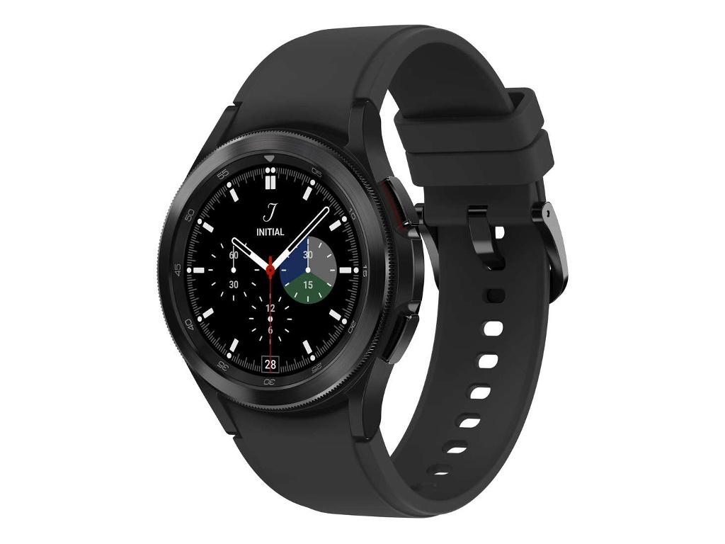 Умные часы Samsung Galaxy Watch 4 Classic 42mm Black SM-R880NZKACIS умные часы samsung galaxy watch 46 мм серебристый