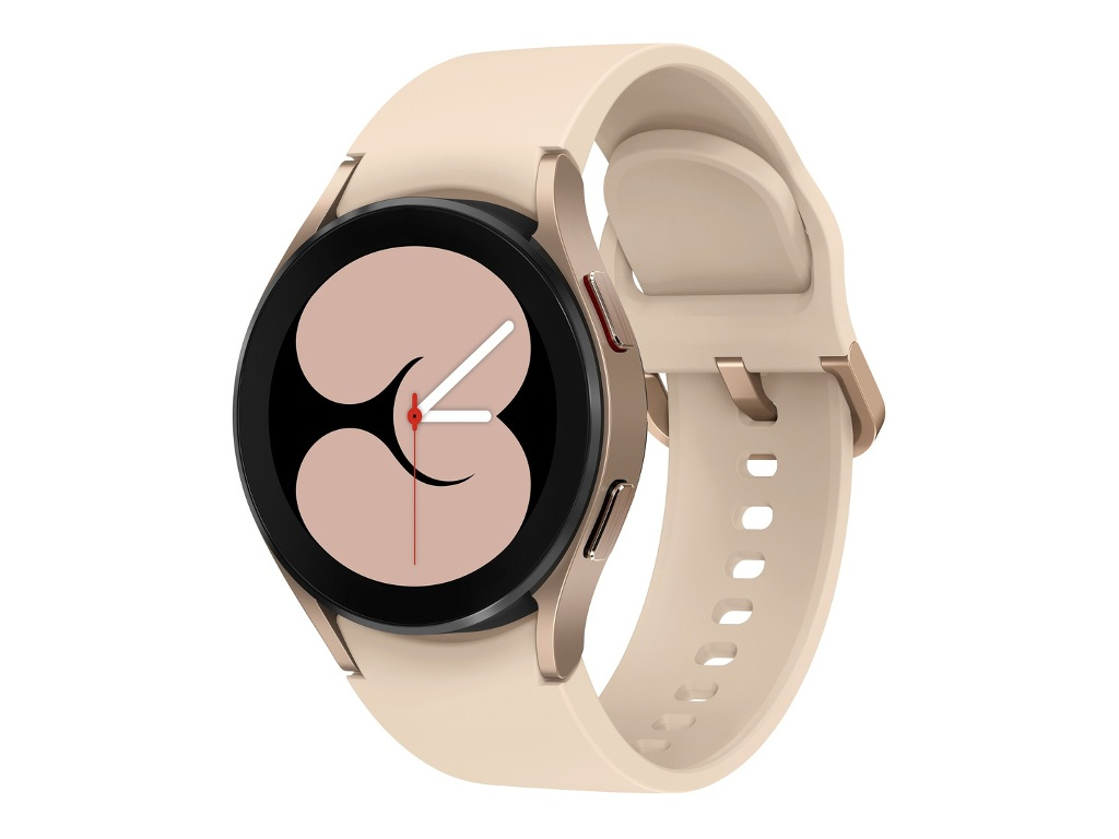 Умные часы Samsung Galaxy Watch 4 40mm Gold SM-R860NZDACIS умные часы samsung galaxy watch 42 мм sm r810 розовое золото