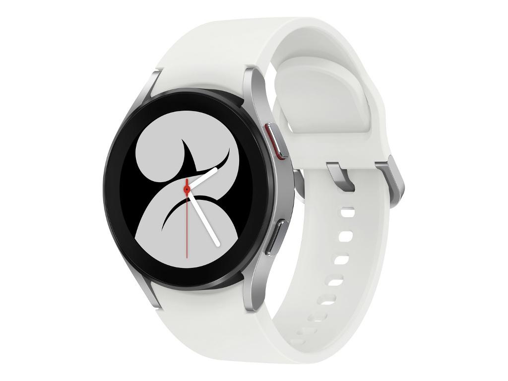 Умные часы Samsung Galaxy Watch 4 40mm Silver SM-R860NZSACIS умные часы samsung galaxy watch 46 мм серебристый
