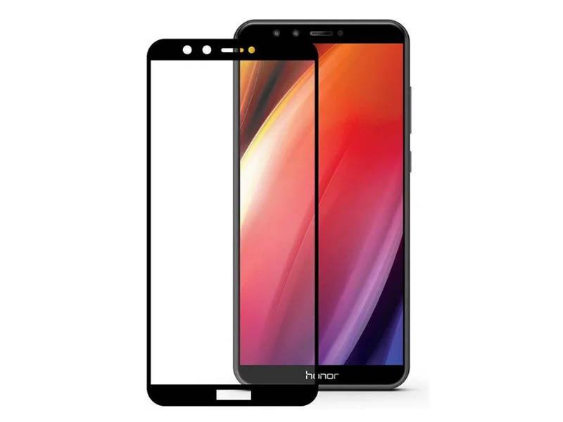 Защитное стекло Vixion для Honor 7A Pro / 7C Y6 2018 Prime 3D Privacy Black GS-00014469
