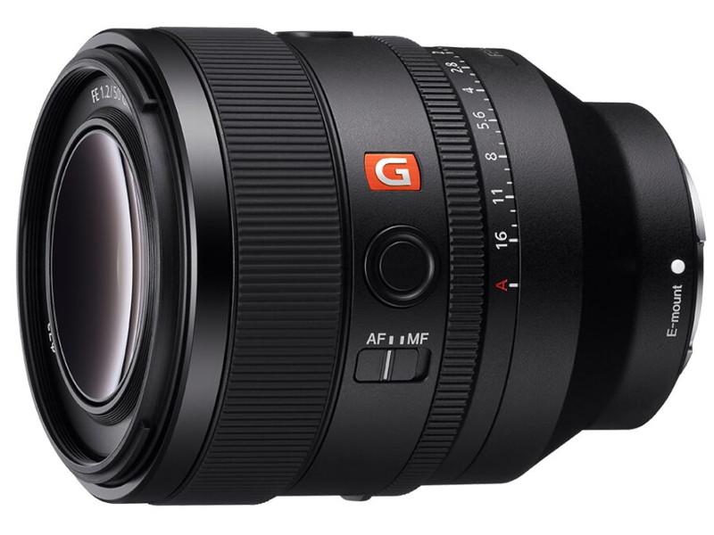 Объектив Sony FE 50 mm F1.2 GM SEL50F12GM