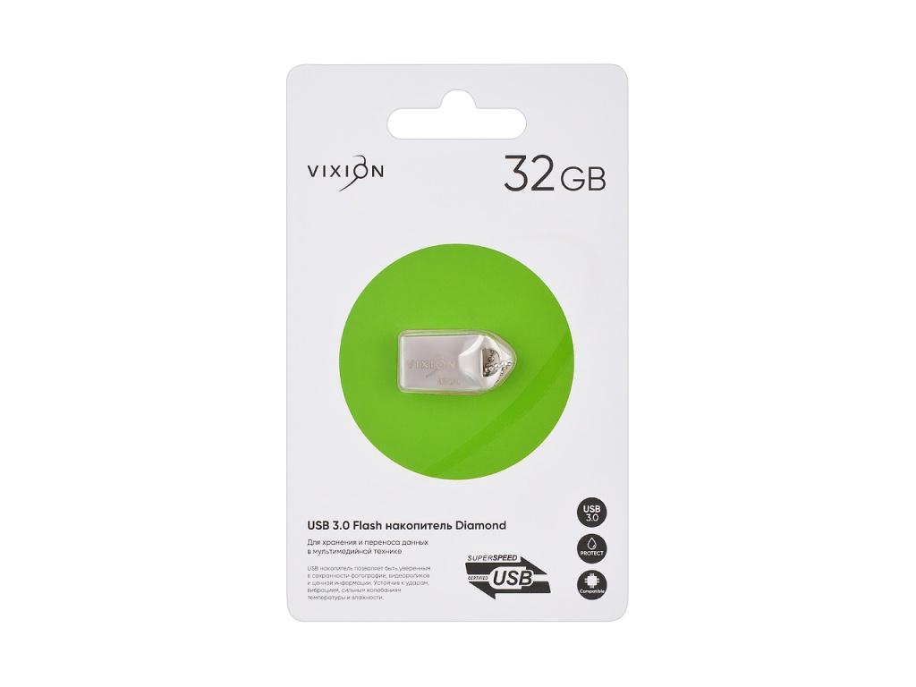 USB Flash Drive 32Gb - Vixion Diamond 3.0 GS-00009426